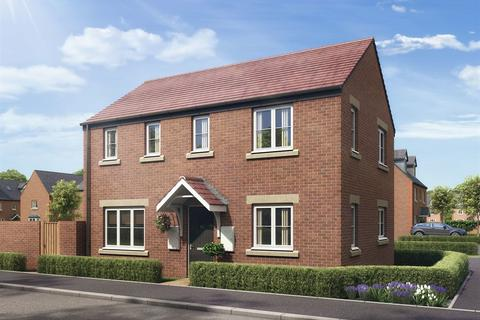 3 bedroom detached house for sale - Plot 118, The Clayton Corner at Scholars Green, Boughton Green Road NN2