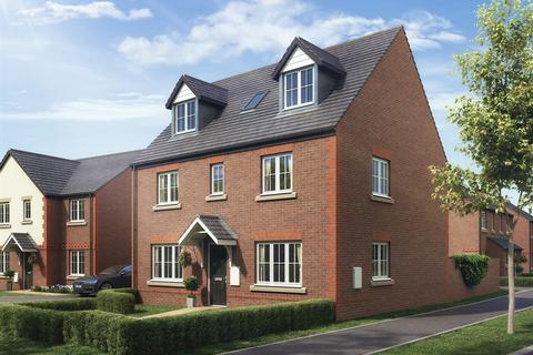 5 bedroom detached house for sale - Plot 147, The Newton at Scholars Green, Boughton Green Road NN2