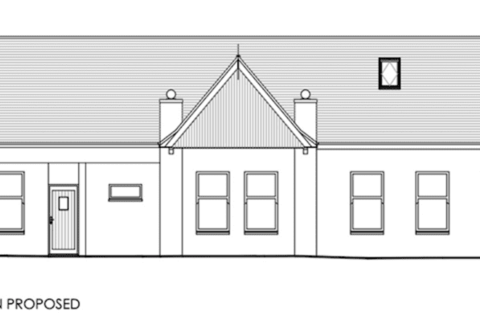 3 bedroom bungalow for sale - 9 Academy Street, Troon, KA10 6HR