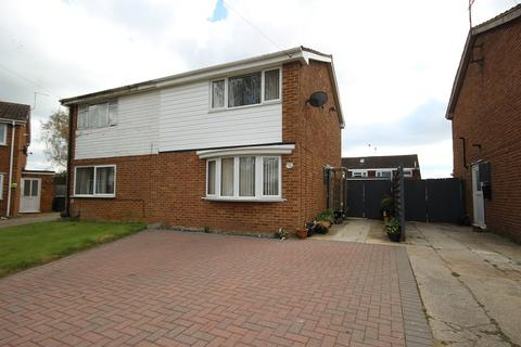 3 bedroom semi-detached house for sale - Priors Close, Rushden, Northamptonshire. NN10 9PG