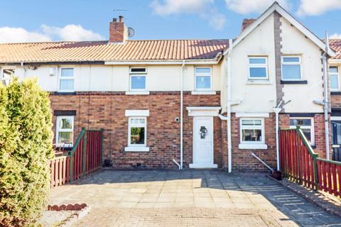 2 bedroom terraced house for sale - Dene Street, New Silksworth, Sunderland, Tyne and Wear, SR3 1BZ