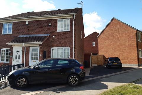 2 bedroom semi-detached house to rent - 15 Prestbury Close