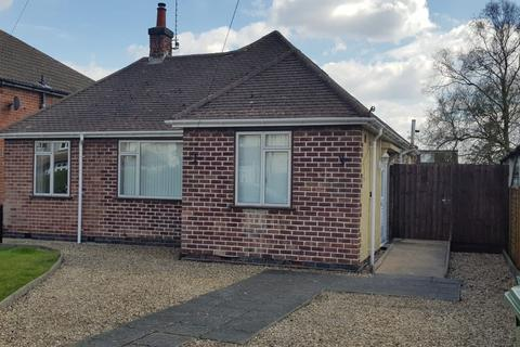 3 bedroom detached bungalow to rent - Branting Hill Avenue, Glenfield LE3