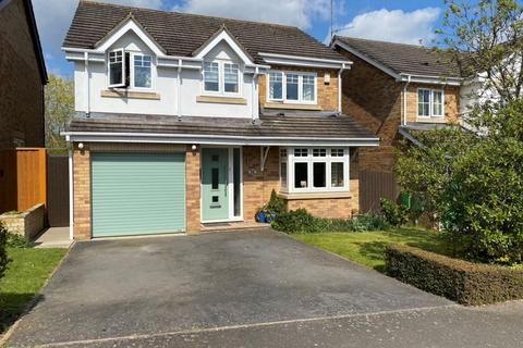 4 bedroom detached house for sale - Pippin Lane, Little Billing, Northampton NN3 9TQ