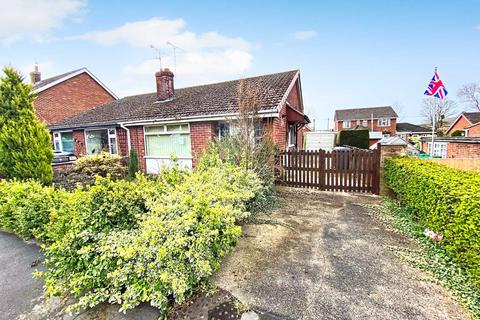 2 bedroom semi-detached bungalow for sale - Somerville Close, Waddington, Lincoln