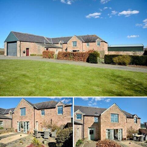 5 bedroom detached house for sale - Coldstream, Scottish Borders, TD12