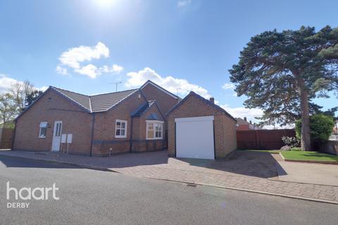 2 bedroom detached bungalow for sale - Longshaw Gardens, Alvaston