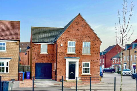 3 bedroom detached house for sale - Elthorne Park, Kingswood, Hull, HU7
