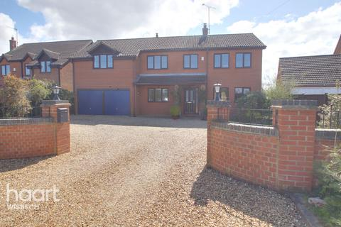 5 bedroom detached house for sale - Sutton Road, Walpole Cross Keys