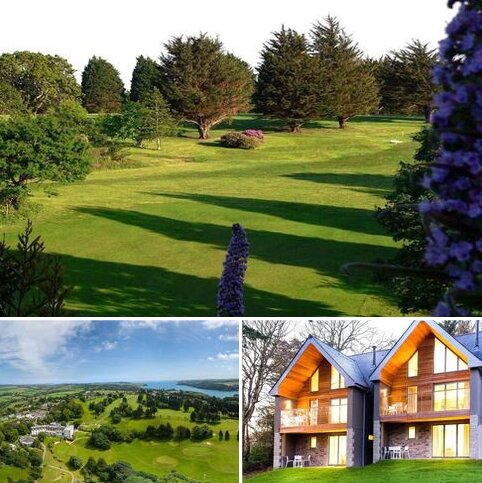 3 bedroom detached house for sale - Budock Vean Holiday Homes, Helford Passage, Cornwall