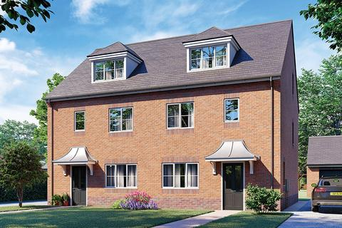 4 bedroom semi-detached house for sale - Plot 37, Scarsdale Green, Bolsover, S44
