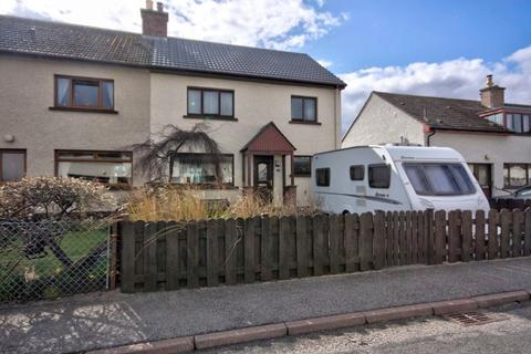 3 bedroom semi-detached house for sale - 10 Dudgeon Drive, Brora, Sutherland KW9 6PN