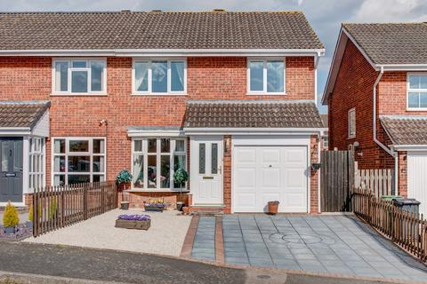 3 bedroom semi-detached house for sale - Maisemore Close, Church Hill North, Redditch B98 9LN