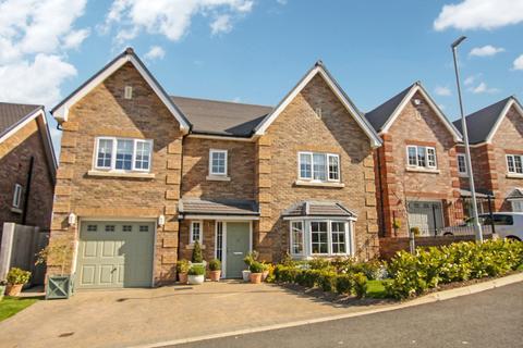 4 bedroom detached house for sale - Llys Chatsworth, Prestatyn