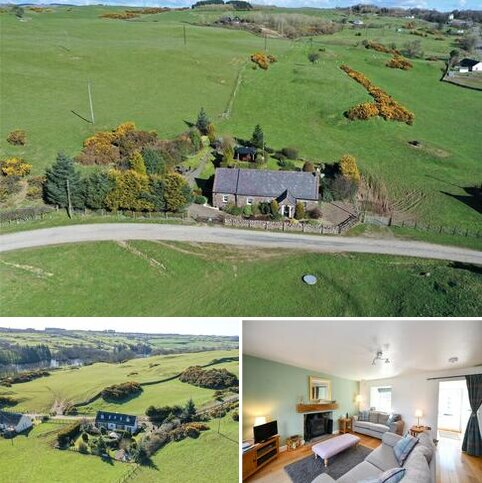 3 bedroom detached house for sale - Clachan Cottage, Tongland, Kirkcudbright, DG6
