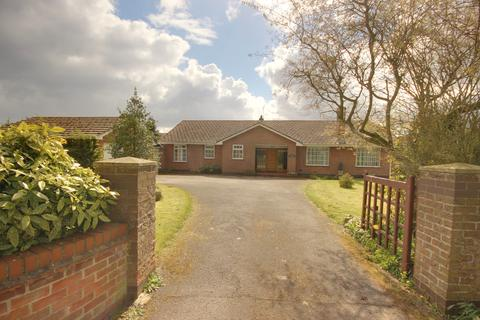 3 bedroom detached bungalow for sale - Mill Lane, Brandesburton