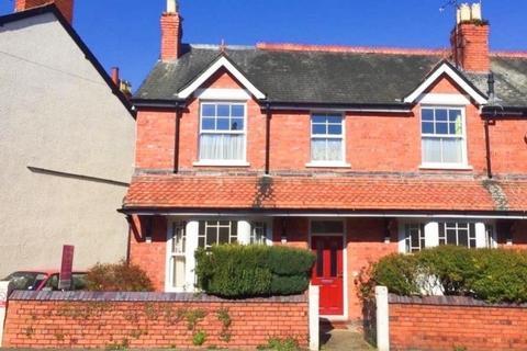 4 bedroom semi-detached house for sale - Erskine Road, Colwyn Bay
