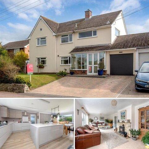 4 bedroom detached house for sale - Ruishton, Taunton, TA3
