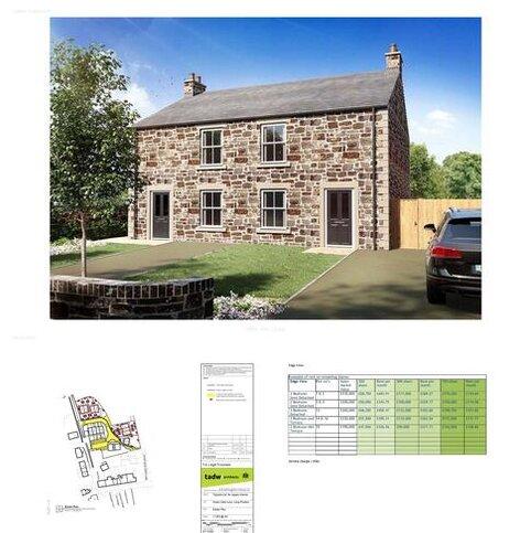 2 bedroom semi-detached house for sale - Edge View, Greengate Lane, Long Preston, Skipton