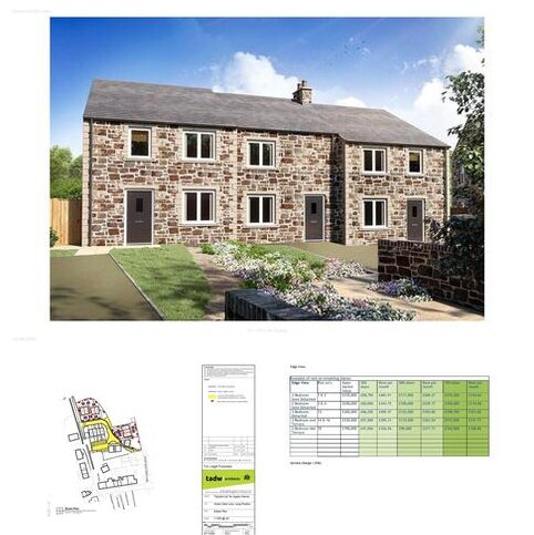 3 bedroom end of terrace house for sale - Edge View, Greengate Lane, Long Preston, Skipton