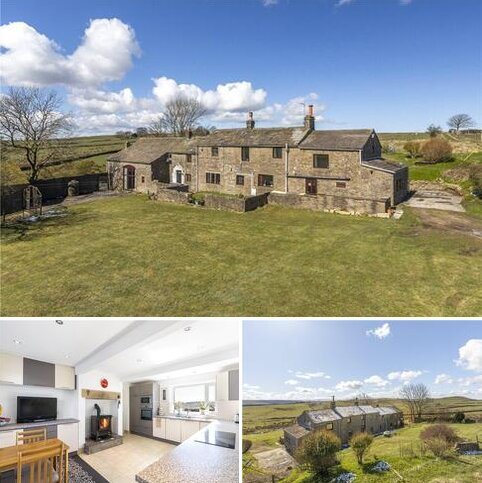 5 bedroom detached house for sale - Hainstock Moor, Cowling, Keighley
