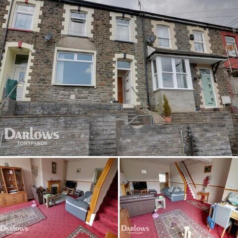 3 bedroom terraced house for sale - Porth CF39 0