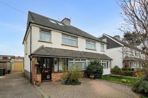 4 bedroom semi-detached house for sale - Sullington Way, Shoreham-by-Sea