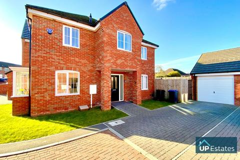 3 bedroom semi-detached house for sale - Middlefield Place, Hinckley
