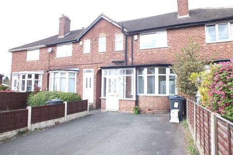 3 bedroom terraced house to rent - Clarendon Road, Sutton Coldfield