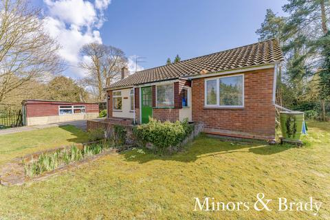 2 bedroom detached bungalow for sale - Clippings Green, Mattishall