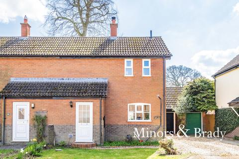2 bedroom semi-detached house for sale - Rectory Gardens, Hingham
