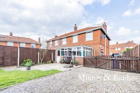 3 bedroom semi-detached house for sale - Marshall Road, Norwich