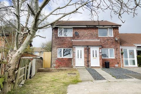 2 bedroom end of terrace house for sale - Hazeldene Avenue Brackla Bridgend CF31 2JR