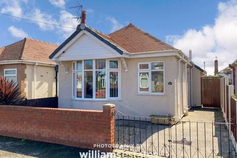 2 bedroom detached bungalow for sale - Eastville Avenue, Rhyl