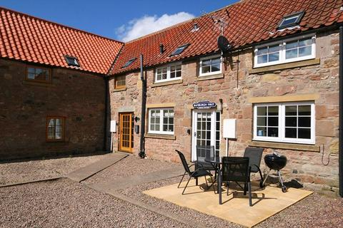 2 bedroom house for sale - Oswald Cottage, Adderstone Farm Steading, Adderstone, Belford