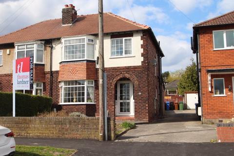 3 bedroom semi-detached house for sale - Marsden Road, Romiley