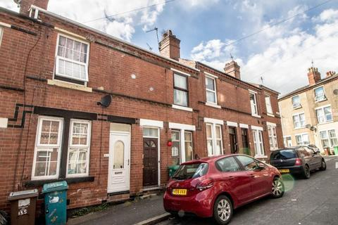 2 bedroom terraced house for sale - Leslie Road, Forest Fields, Nottingham, NG7 6PS