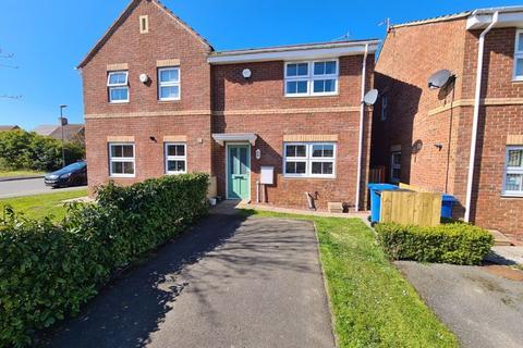 3 bedroom semi-detached house for sale - Parkside Gardens, Widdrington Station