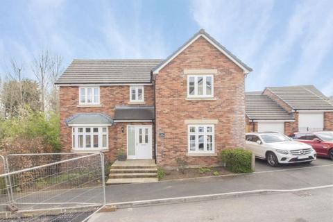 4 bedroom detached house for sale - Clos Ystwyth, Caldicot - REF# 00013752