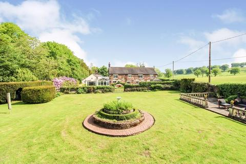 5 bedroom detached house for sale - Abbey Road, Wetley Rocks, ST9