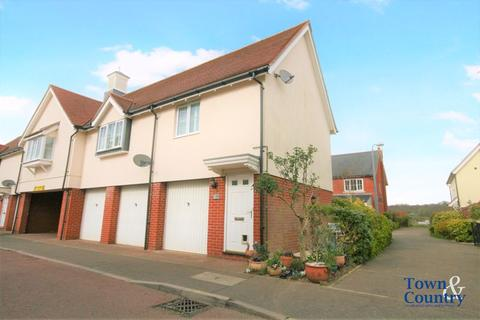 1 bedroom coach house for sale - Oxton Close, Rowhedge, Colchester