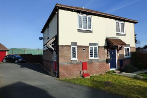 2 bedroom semi-detached house for sale - Plas Y Ddol, Johnstown, Carmarthen