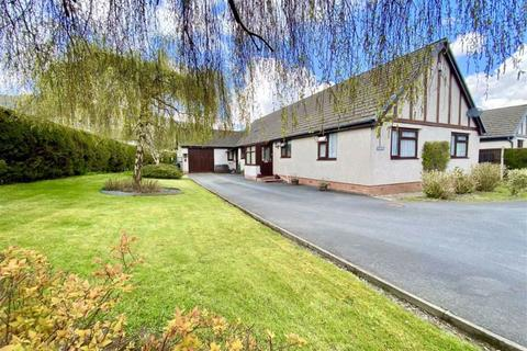 4 bedroom detached bungalow for sale - Betws Road, Llanrwst, Conwy