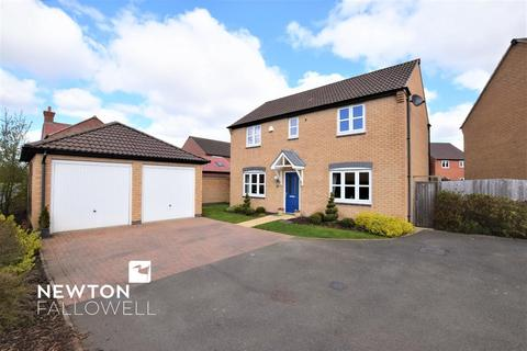 4 bedroom detached house for sale - Aintree Avenue, Barleythorpe, Oakham