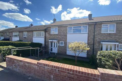 3 bedroom terraced house for sale - St Davids Road, Abergavenny, NP7
