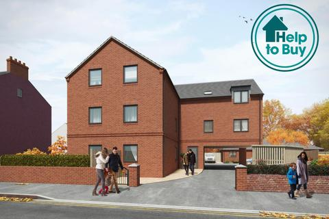 1 bedroom flat for sale - St Anthonys Court, off Gale Lane, Acomb, York