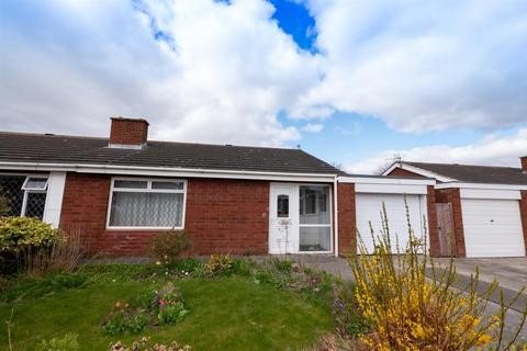 2 bedroom semi-detached bungalow for sale - Newstead Square, Mill Hill, Sunderland