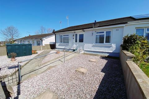 2 bedroom semi-detached bungalow for sale - Bryn Glas, Aberporth, Cardigan