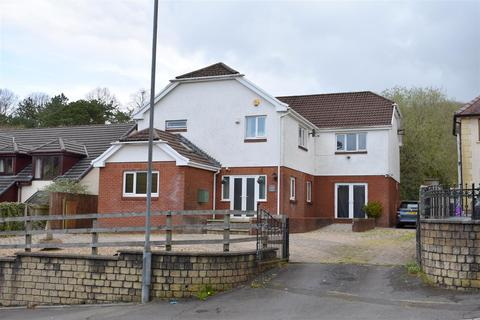 4 bedroom detached house for sale - Birchgrove Road, Glais, Swansea