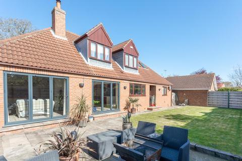4 bedroom detached house for sale - North Lane, Wheldrake, York, YO19 6BL